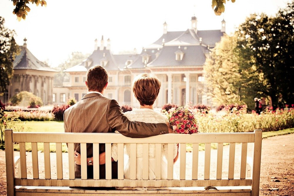couple-bench